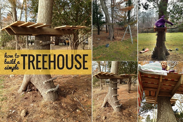 How to build a tree house Idees And Solutions