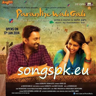 paranthe wali gali 2013 bollywood movie mp3 songs download