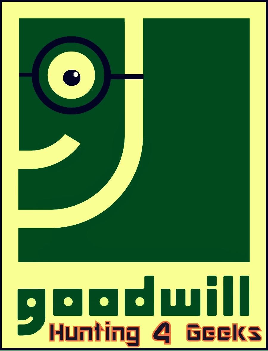 Goodwill Hunting 4 Geeks