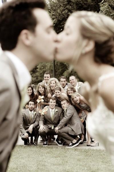 Cute Wedding Party Ideas