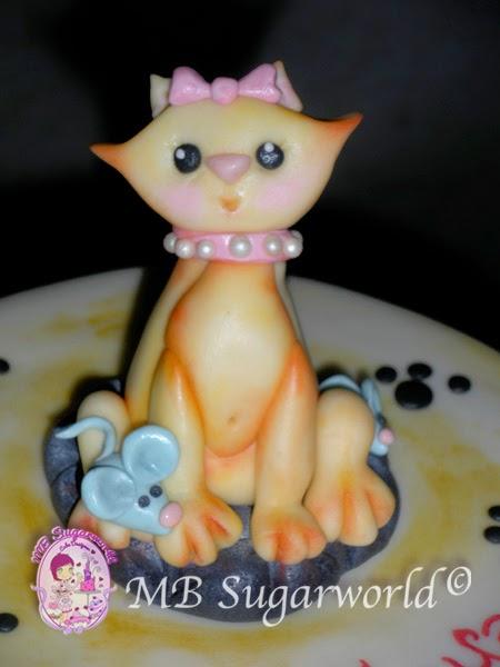 gatto zucchero