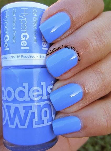 Models Own HyperGel Cornflower Gleam