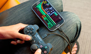 USB OTG Android - kontroler game