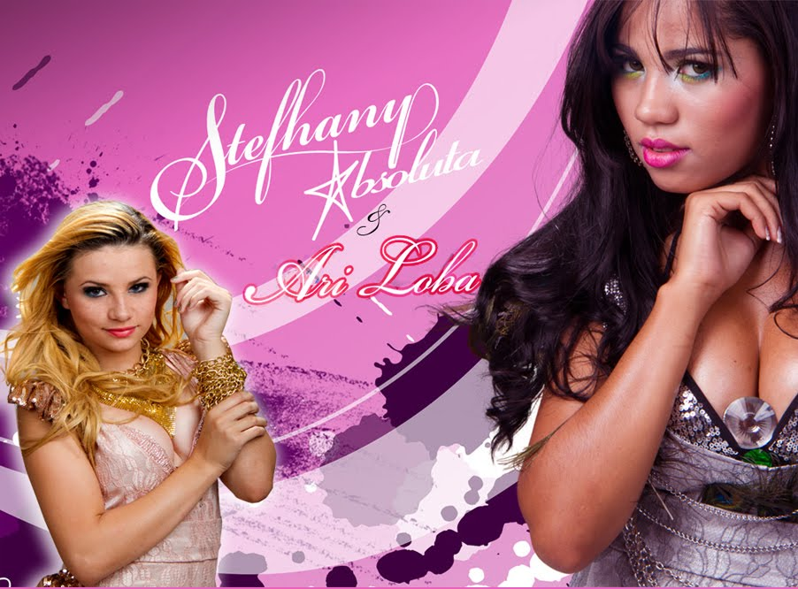 Stefhany Absoluta e Ari Loba *Blog Oficial*
