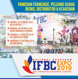 "Coming Soon: National Roadshow IFBC 2019 ""Gelora Wirausaha Nasional"""