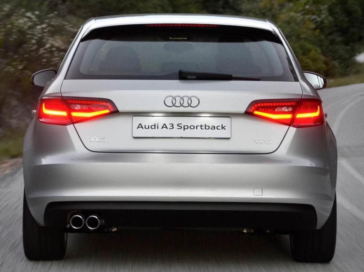 Audi A3 Sportback 2015