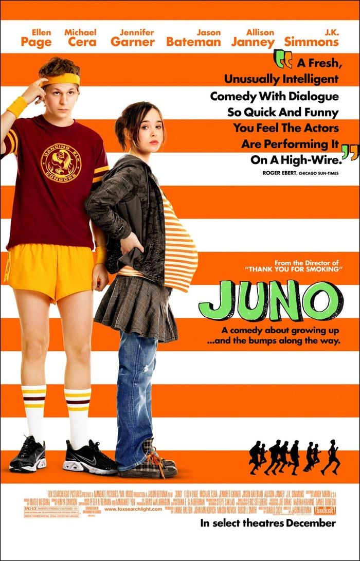 xem phim Dính Bầu - Juno 2007 full hd vietsub online poster