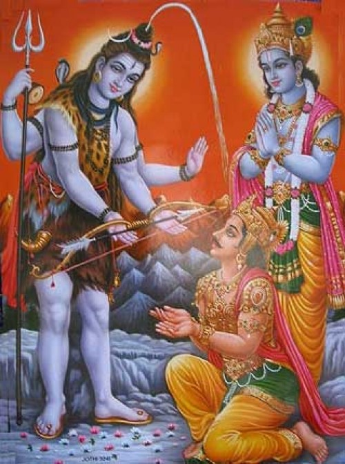 job and arjuna s sufferings Who is responsible for job's suffering in the prologue of the book of job, the author seems to ascribe the responsibility for job's affliction to yahweh.