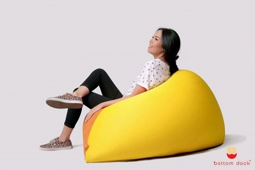 Bottom Dock Bean Bag