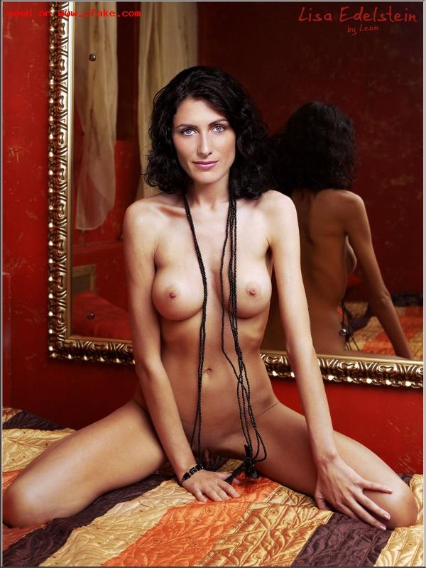 лиза эдельштейн фото голой