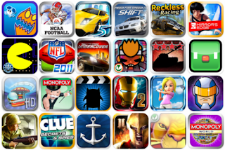 mejores aplicaciones juegos