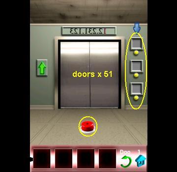 100 doors x level 51