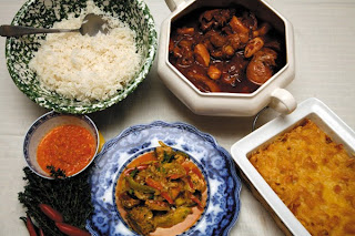 How not to overeat 10 rules to follow chic african culture for Afro caribbean cuisine