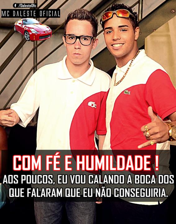 Frases do MC Daleste Frases para Facebook | Curta Piadas