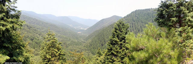 Bosque recreativo de Namhae