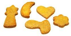 Biscuits sablés de Saint Nicolas