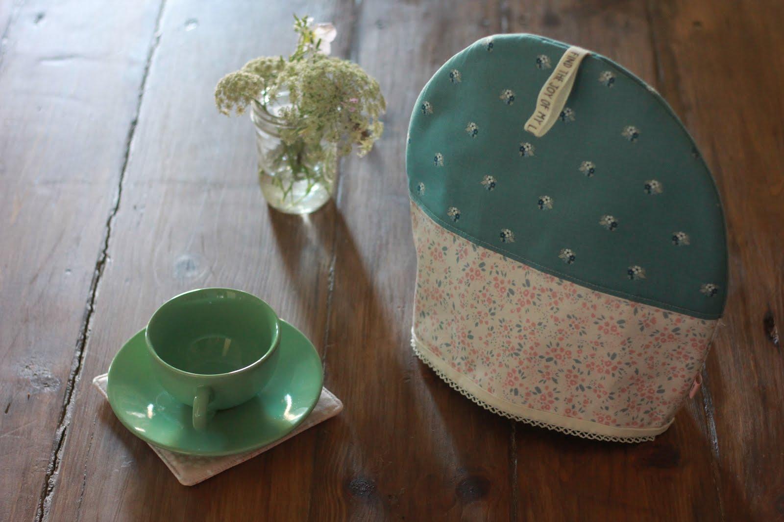 Teapot Cozy Tutorial