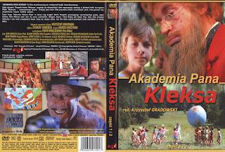 Академия пана Кляксы / Akademia pana Kleksa. 1983.