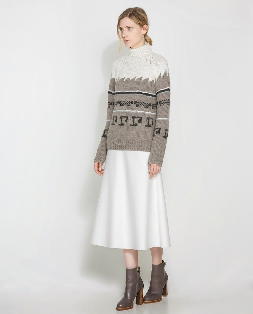 jacquard jumper