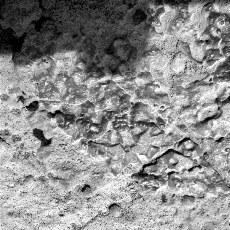 "MARS ET LE ""POISSON FOSSILE"" D'OPPORTUNITY"