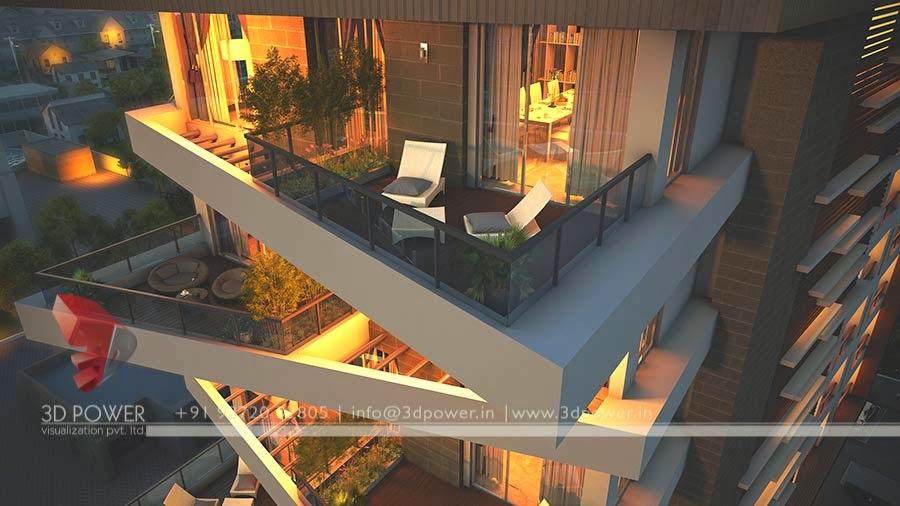 New Highrise Smart Township Design Ideas