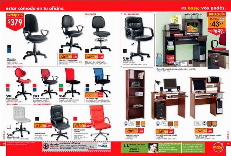 ¿Quieres compartir información sobre easy argentina catalogo?