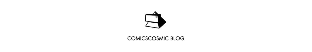 comicscosmic blog