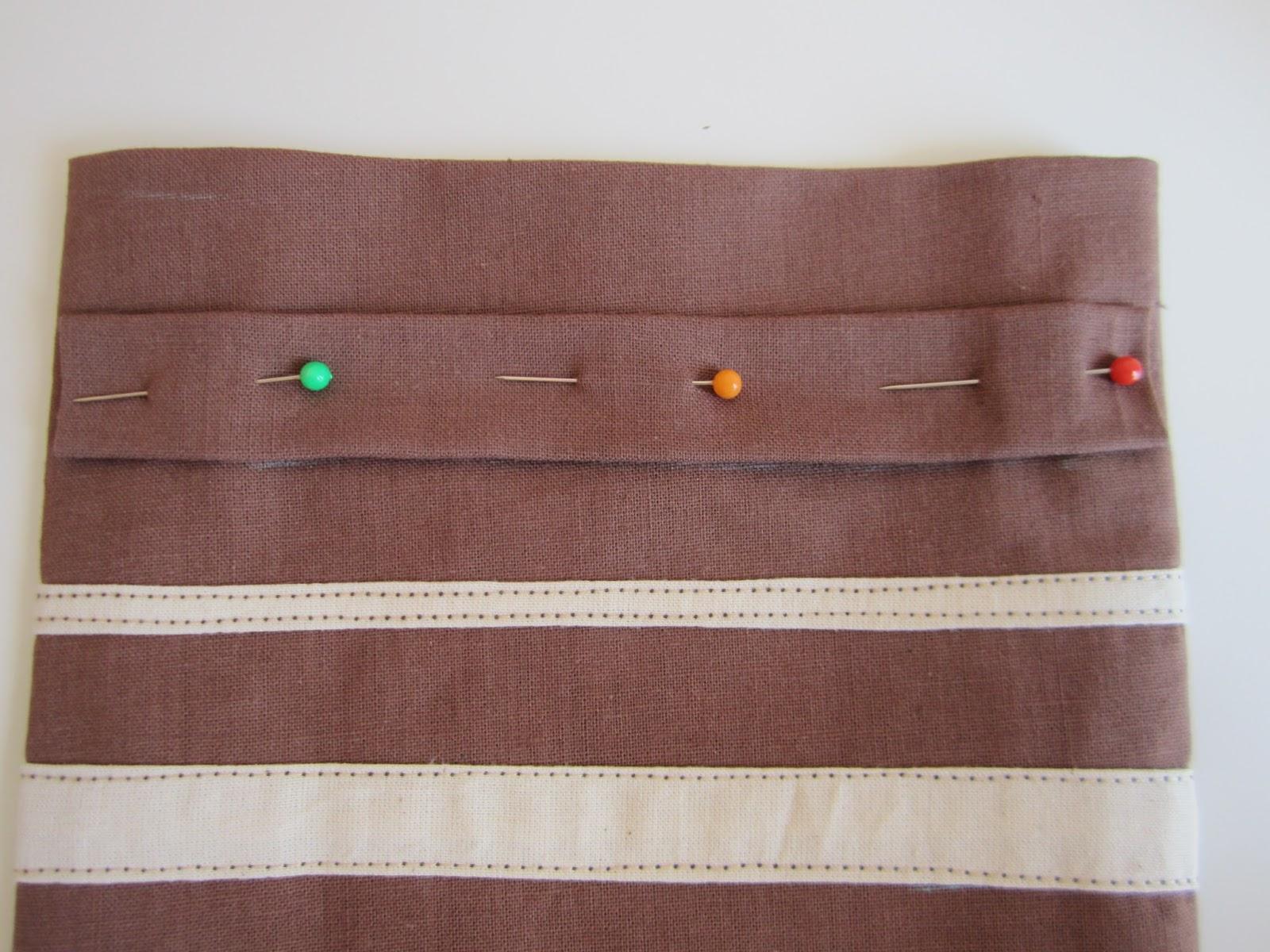 mis nancys, mis peques y yo, tutorial bolsita de viaje, colocar pasa cintas