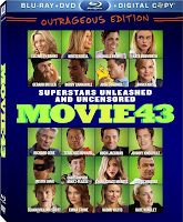 Movie 43 DVD Blu-Ray Cover