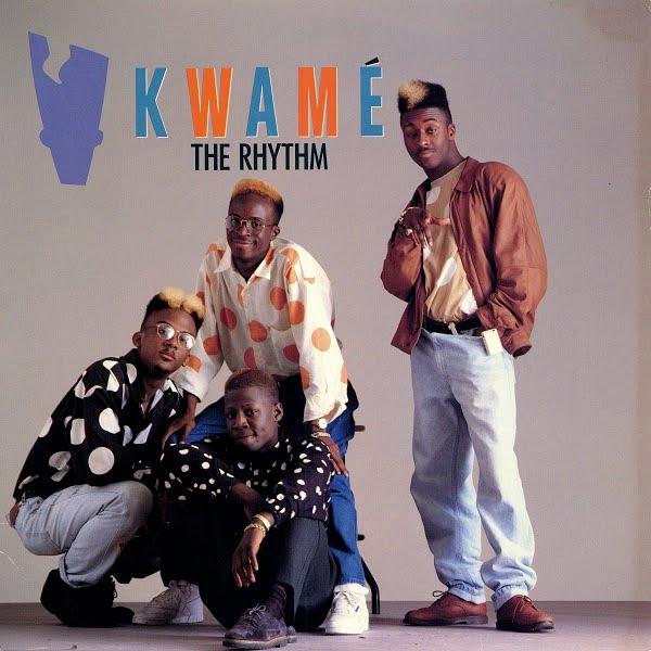 Kwamé - The Rhythm [VLS] (1989)