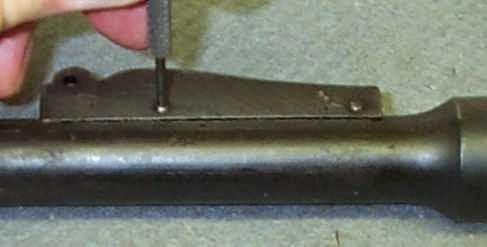 Mosin Nagant Rear Sight Pin