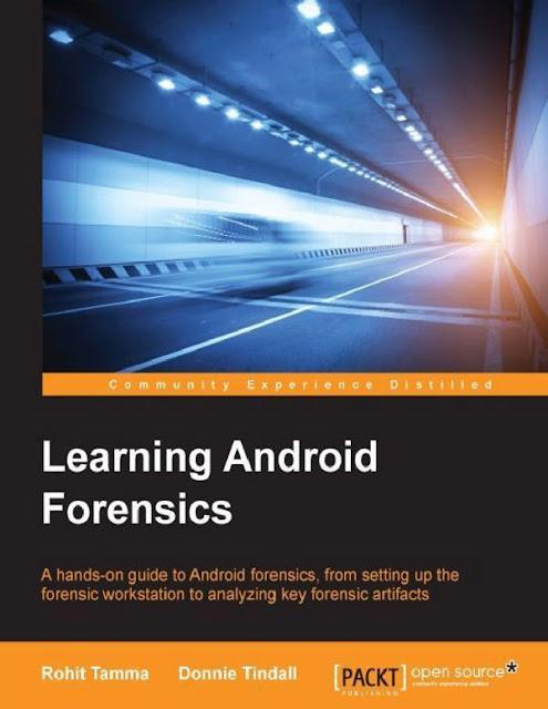 Permalink to Ebook Panduan Pembelajaran Android Forensics | LEARNING ANDROID FORENSICS