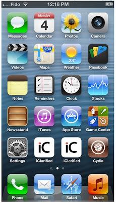Jailbreak Evasi0n iOS 6