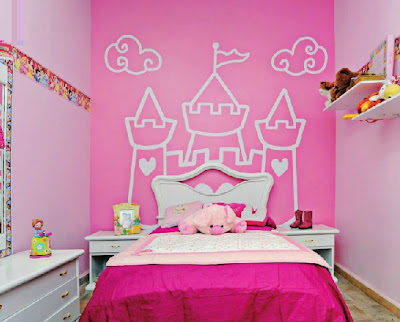 Dormitorios infantiles recamaras para bebes y ni os for Dormitorios bebe nina