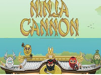 Ninja Cannon Walkthrough.