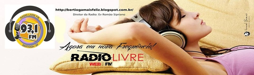 web Rádio Bertioga Mais Feliz 93.1
