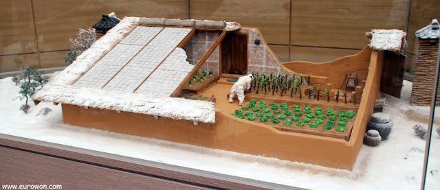 El primer invernadero del mundo es coreano
