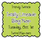 Trendy Twine Totally Limeade Blog Hop