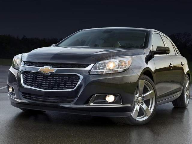 GM Redesigns Midsize Car: 2014 Chevrolet Malibu