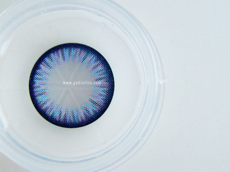KLENSPOP SIO 3 Color Blue Softlens Review