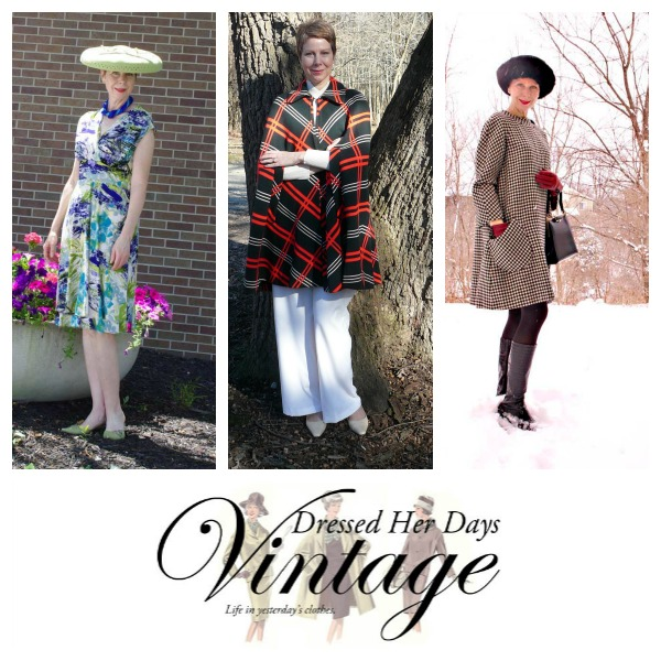 SECONDHAND FIRST™:  Dressed Her Days Vintage