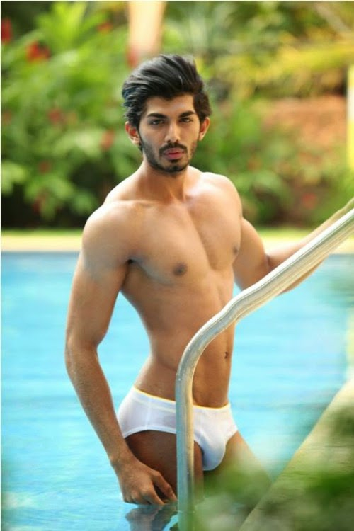 hot male nude Indian models