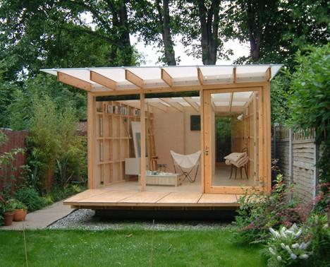 Wooden summer houses 5 types of garden summer houses to help transform your garden - Summer projects house garden ...