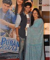 The 'Purani Jeans' team launch their trailer