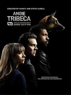 Angie Tribeca Temporada 1 Poster