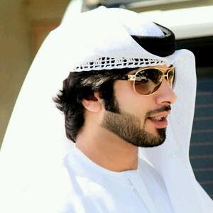 Handsome Emiratis