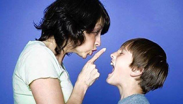 برنامج الخطوات الأربع للتعامل مع الرد الوقح للأطفال