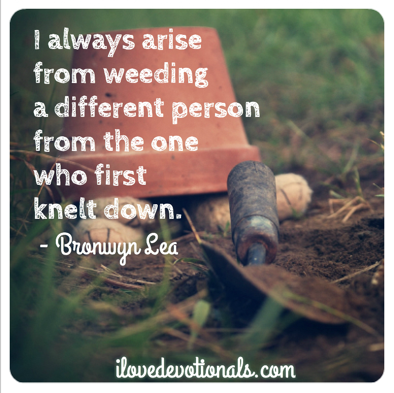 quotes about gardening