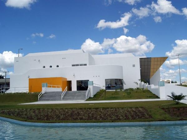 Museu Assis Chateaubriand (MAC) em Campina Grande