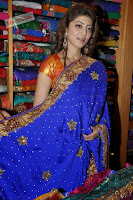 Pranitha in Lovely Kanjiwaram Saree ((23)000 007.jpg